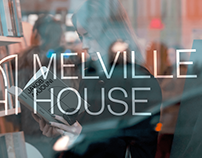 Melville House Publishing Rebrand