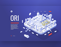 Isometric worlds