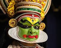 NAVARASA Facial Expressions in Kathakali, Drama & Dance
