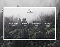 Zalieji Sprendimai - Web Design for Landscaping Company
