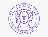 Branding CCNY - 170 Years, The City College of New York