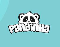 Pandinha Baby Care - Logo Design