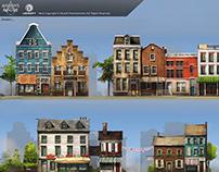 AC-Rogue houses concept art