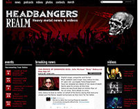 Headbangers Realm - Music News Site