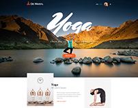 De Maxin Yoga Template