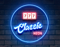 Classic Neon Slots