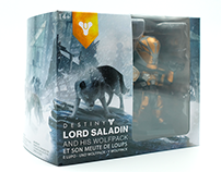 Rise of Iron: Lord Saladin & Wolves Packaging