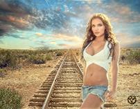 model: lisa Roberg