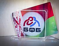 Статуэтка для Белорусской федерации борьбы БФБ
