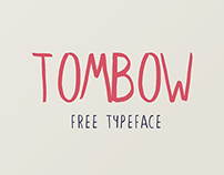 Tombow - Free Typeface