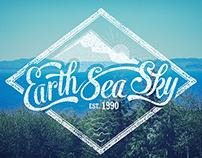 Earth Sea Sky
