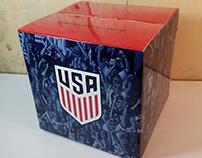 Packing Design-Soccer Box