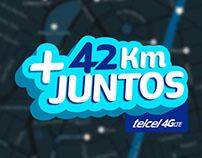 42Km Juntos Telcel