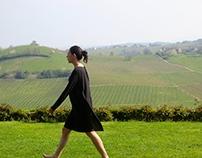 ''In vino veritas'' performance Italy 2015.