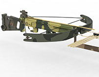 The Walking Dead Crossbow