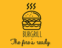 Self Project Branding Burgrill!