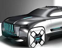 2030 jeep pick-up