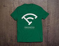 "Logo and Visual identity for ""Faromatics"""