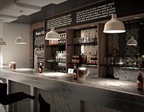 Interior Pub / Interior Bar
