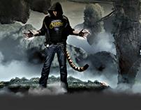 Cheetos - En super yetenek'2010 Website&Mattpaint