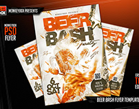 Beer Bash Flyer Template