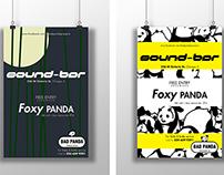 Bad Panda Promotion Poster