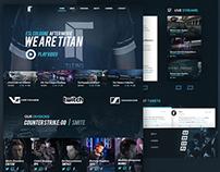 Titan Org Web Page