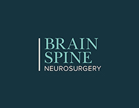 Brain Spine Brand Identity