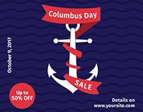 Columbus Day | Modern and Creative Templates Suite
