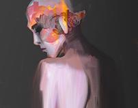 Portraits - School project
