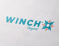 Création Identité Visuelle - Winch