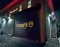 CrossfitBox Design