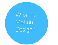 What is Motion Design?