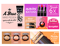 Ruby Rose - Collection web design