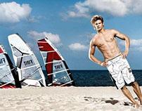 Windsurfing - Florian Jung / Fiat