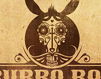 Burro Bar Identity