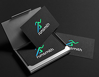 Runsmith logo concept