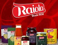 Raiola - logotipo