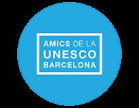 Amics de la UNESCO de Barcelona - Branding