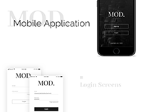MOD. Web and Mobile Application
