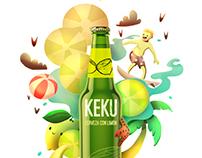 Diseño de marca Akeku - Domestika
