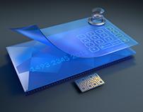 Multifunctional digital card
