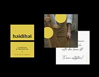 Haidihai Visual Identity