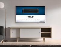 Denon Envaya Promotional Advert