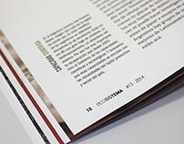 ECOSISTEMA, issue #13.