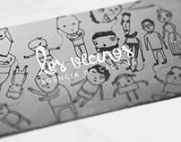 LOS VECINOS | Branding