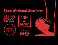 Sport National Sessions #2