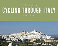 Domenica Cresap on Cycling Through Italy (Part One)