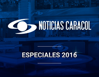 NoticiasCaracol.com / Especiales 2016
