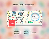 Beauty Salon Facebook Cover